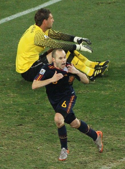 Spain 1 0 Holland 2010 World Cup Final Futebol Esportes
