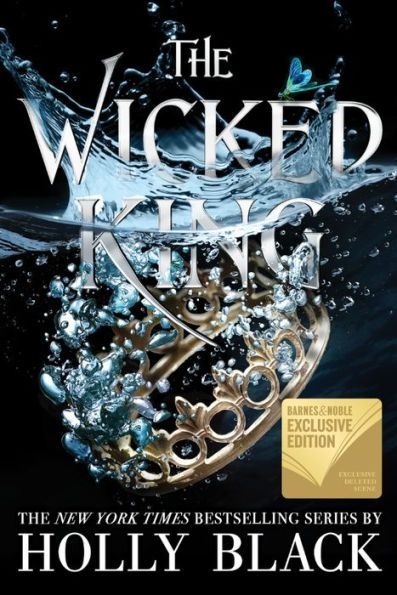 2 Thewickedking By Hollyblack Holly Black Holly Black Books Barnes And Noble