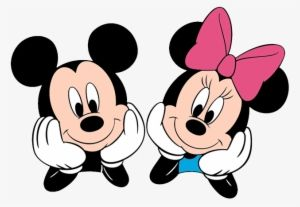 Mickey Minnie Faces Mickey And Minnie Mouse Face Minnie Mouse Drawing Minnie Mouse Coloring Pages Mickey