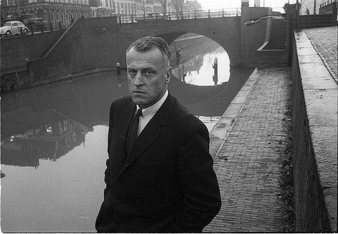 Wf Hermans Groningen 1964 Schrijver Literatuur En Boeken