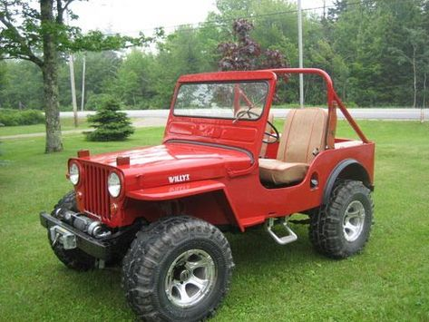 Willys Jeep Cj 3a Best Photos And Information Of Modification