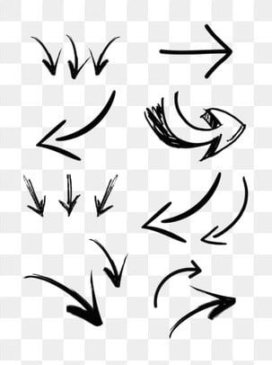 Hand Drawn Png Images Vector And Psd Files Free Download On Pngtree How To Draw Hands Digital Graphics Art Hand Drawn Arrows