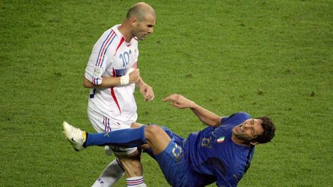 Ex-Inter Milan star Marco Materazzi tops poll of most hated in France [France Football]