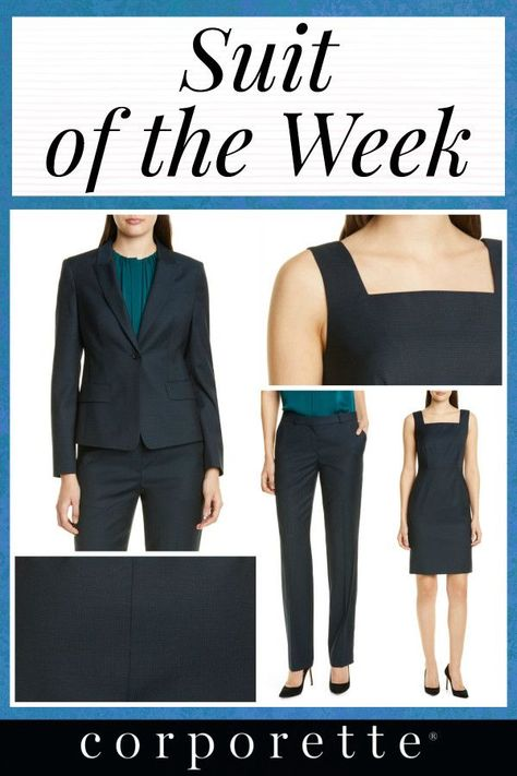 Suit Of The Week Suits For Women Stylish Suit Women Lawyer