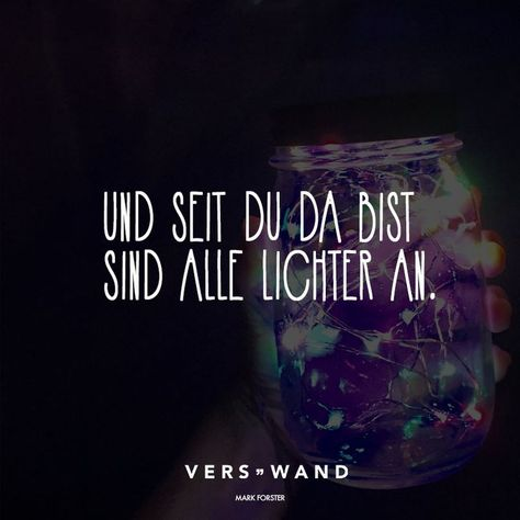And since youre all lights on  Du  Ich