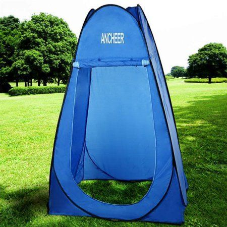 Holiday Big Clearance!New Blue Portable Camping Beach