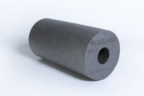 BLACKROLL PRO Extra Hart - Rolle zur Körperentspannung, grau