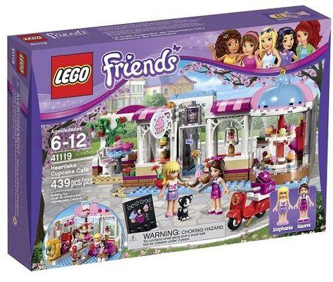Heartlake City Kisállat Központ Ajándék Lego Friends Lego és
