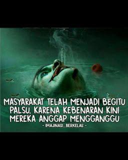 Gambar Quotes Joker Motivasi Kata Kata Islami In 2020