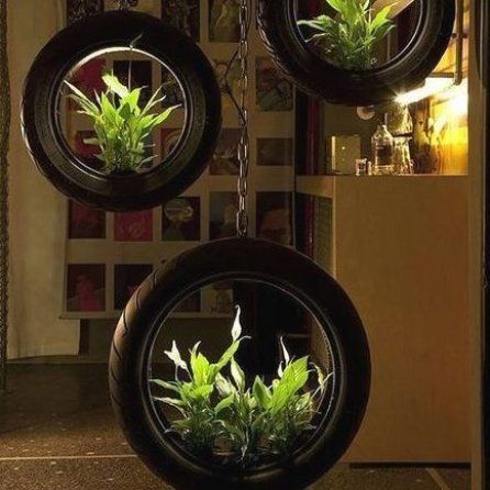 Tire Upcycling Ideas