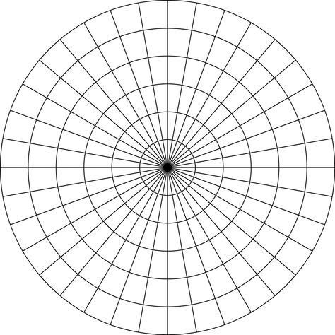 FilePolar Coordinates GridSvg  Wikimedia Commons  Doing It