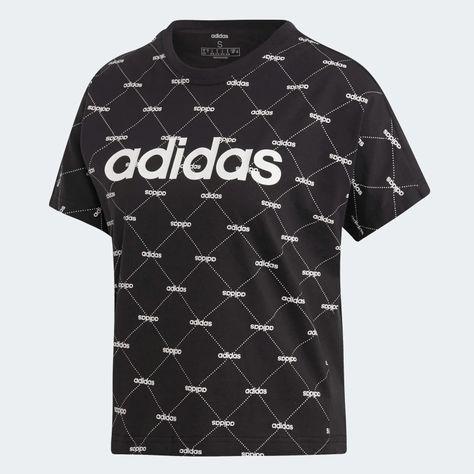Día del Maestro estas diccionario  Camiseta Linear Graphic Black / White EI6266 | Adidas camisetas, Camisetas,  Camisa polo hombres