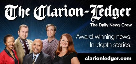 New promotional billboard by The Clarion-Ledger goes live this week on Interstate 55.