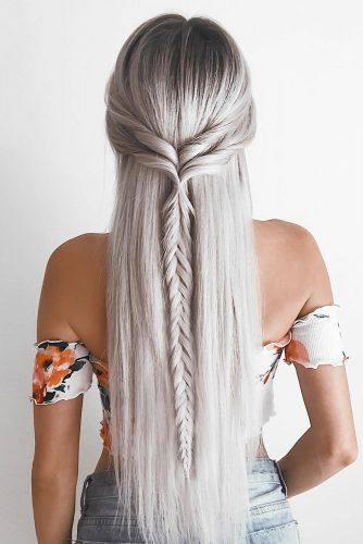 Amazing Boho Wedding Hairstyles With Images Long Hair Girl
