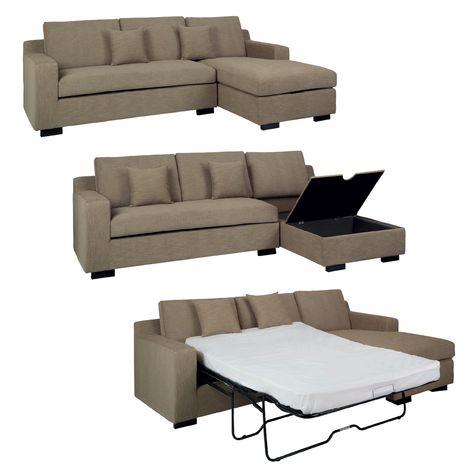 Herrliche Kleine Ecke Sofa Bett #Schreibtisch | Corner sofa ...