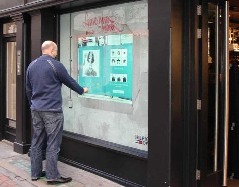 11 great ways to use digital technology in retail stores   Econsultancy