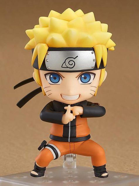 Nendoroid: Naruto Shippuden - Naruto Uzumaki #682