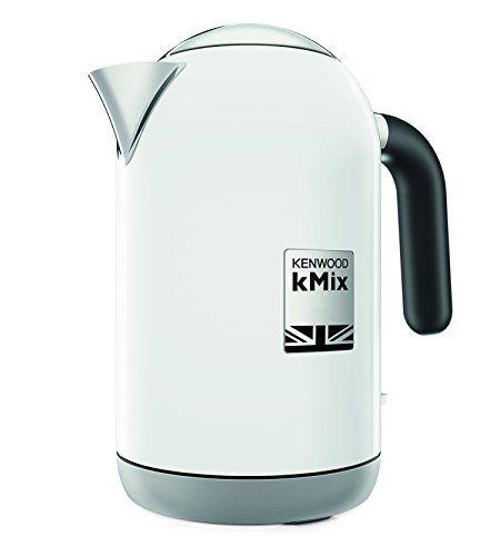 79 99 Kenwood Kmix 1 7l Kettle White 3000w Kenwood Kmix Kettle Kenwood