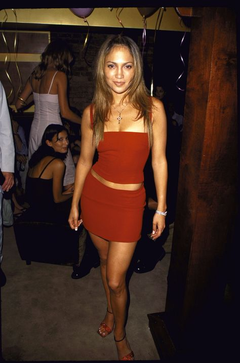 """Every successful celebrity has a carefully-honed signature style, and multi award-winning singer Jennifer Lopez is no exception. Although her career spans decades, the 51-year-old shaped her aesthetic at the tail end of the '90s, as she released hit tracks like """"If You Had My Love""""."""