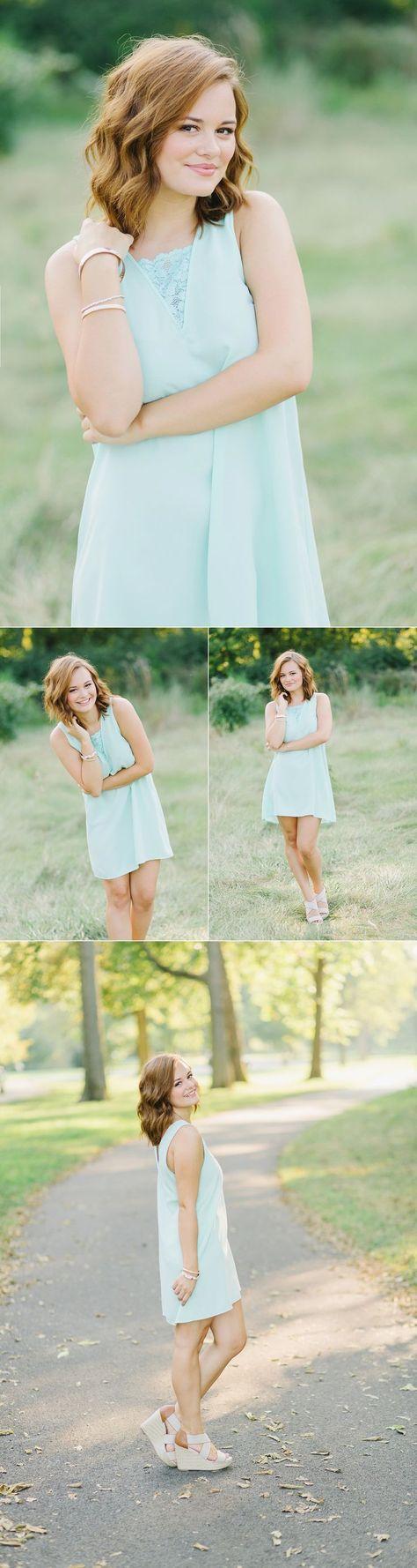 Carefree, fun senior portraits by Lux Senior Photography | Dayton, Ohio Senior Photographer