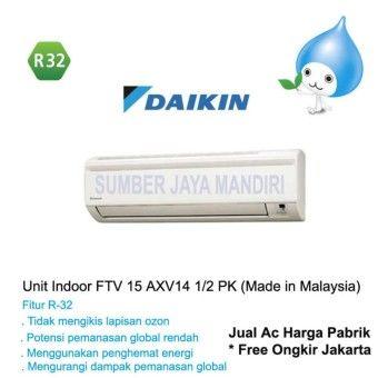 Best Shop Ac Daikin Split Ftv15axv14 1 2 Pk Malaysia