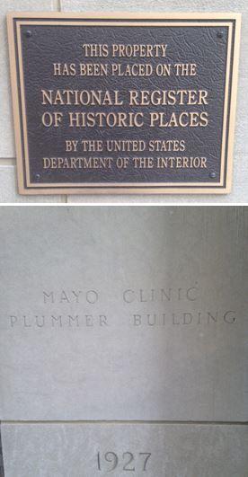 Plumber Building - Rochester, MN   National Historic Landmark