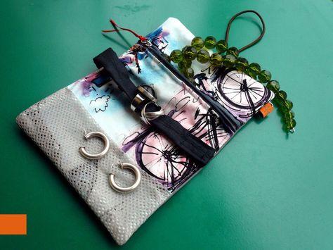 Schmuck Reisetasche