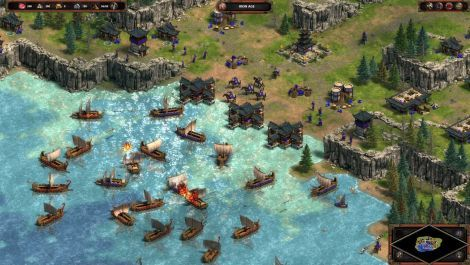 Age Of Empires Definitive Edition Classic Video Game Artwork