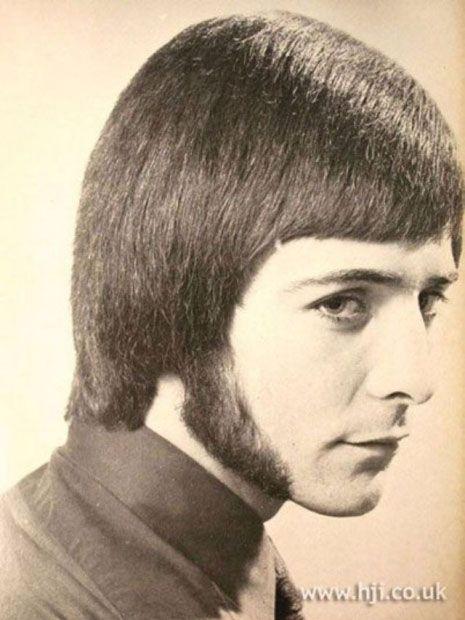 Als Manner Noch Schon Waren Herrenfrisuren Der 70er Frisuren Herrenschnitte Haar Styling