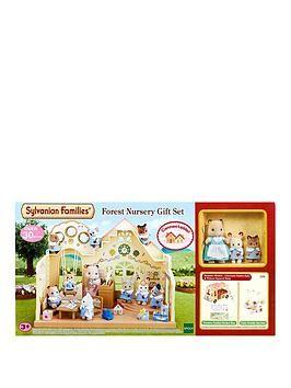 Sylvanian Families Forest Nursery Gift Set Forest Nursery Nursery Gift Sylvanian Families
