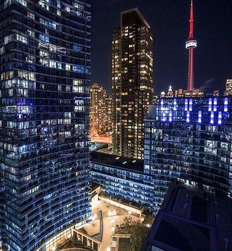 november Good night Toronto #realtors...