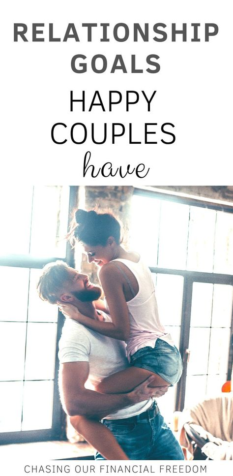 Relationship goals all happy couples have. Click to read what relationship goals happy couples have and how you can have a happy relationship too.  #relationshipgoals #relationshiptips #relationshipadvice