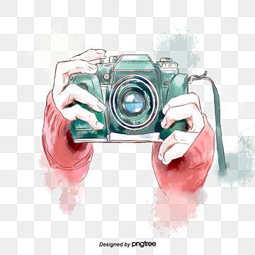 Camera Slr Fotografia Fotografia Viagem Aguarela Camera Arte Clipart Da Camera Arte Clipart Clipart De Viagem Fot Camera Art Camera Logo Vintage Camera Cartoon