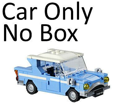 Lego Harry Potter Whomping Willow Ford Anglia Blue Car Only Set
