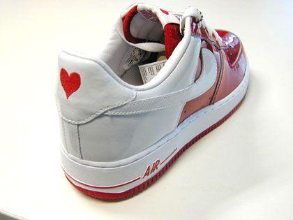 NIKE AIR FORCE 1 (VALENTINES DAY) Sneakers, Sneaker  Sneakers, Sneaker