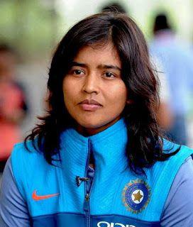 Ekta Bisht First T20 Hat Trick Wickets Taker Indian Woman Cricketer Woman Cricketer Indian Women Indian Sports Women