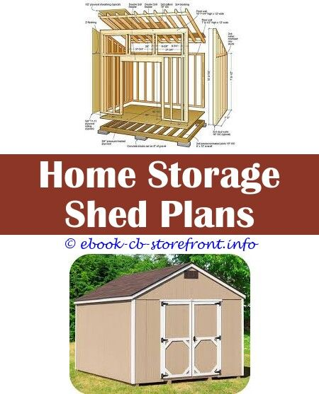 7 Clear Cool Tricks Kid Shed Plans Online Shed Plans Kid Shed Plans Habitat For Humanity Shed Building Shed Building Free Plans Con Imagenes