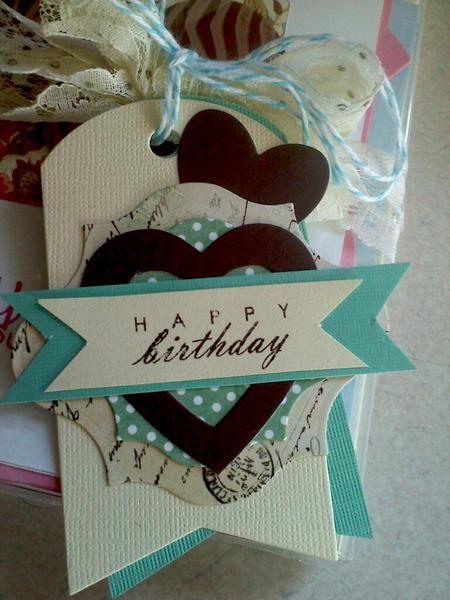 Otros: Cumpleaños Tag!