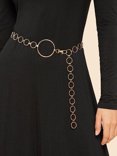 Las Mejores 24 Ideas De Cinturones De Cadena Cinturones De Cadena Cinturones Cadenas