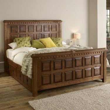 Solid Wooden Beds Bed Design Wooden Bed Bedroom Bed Design