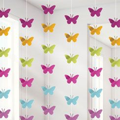 how to make a paper napkin butterfly Entertaining ideas