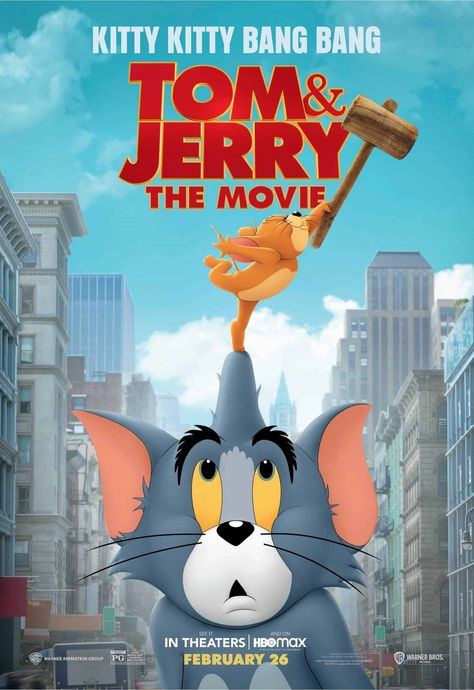 Tom & Jerry The Movie Review | The WiC Project Blog