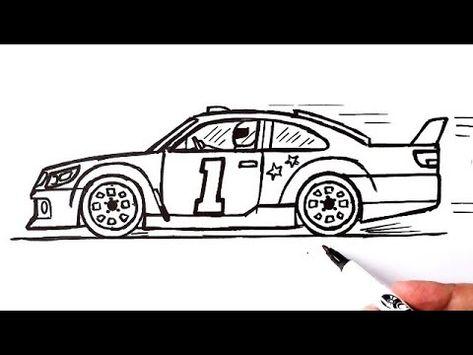 رسم سيارة سهله رسم سهل جدا رسومات سهلة وجميلة تعليم الرسم للمبتدئين خطوة بخطوة Youtube Enamel Pins