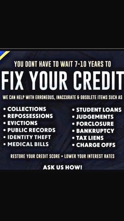 Credit Repair Of Florida Credit Repair Cloud Phone Number