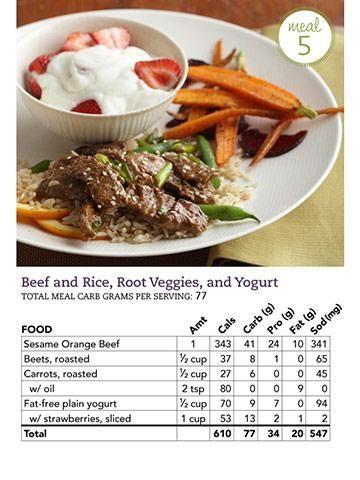 Beef and rice root veggies and yogurt diabetes menu recipes beef and rice root veggies and yogurt diabetes menu recipes pinterest diabetes diabetic meals and veggies forumfinder Gallery