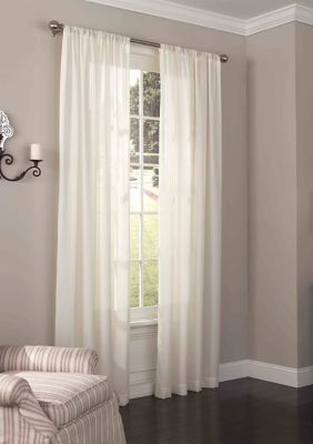 Uv Light Filtering Window Sheer Curtain