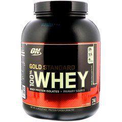 Optimum Nutrition 100 مصل اللبن من Gold Standard غني بالشيكولاتة المضاعفة 5 رطل 2 27 كجم Optimum Nutrition Gold Standard Gold Standard Whey Protein Optimum Nutrition