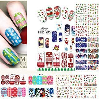 25 Pcs Cute Halloween Nails Sticker Cute Halloween Nails Nail Stickers Halloween Nail Art