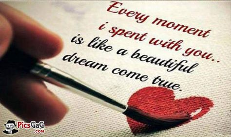 Beautiful Dream Of Life This Quote Is About Describing Love As A