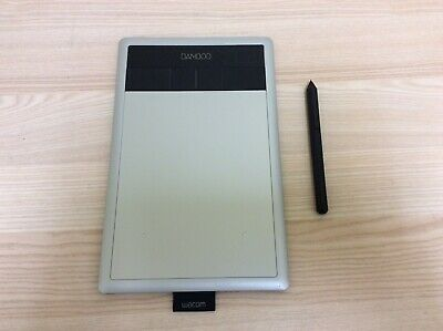 Wacom Bamboo Cth 470 Drawing Tablet Pen Ar203 Affilink
